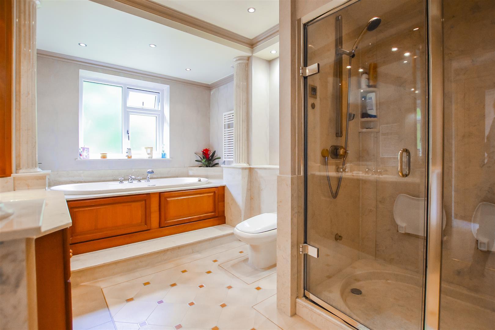 6 Bedroom Detached House For Sale - Master En-suite